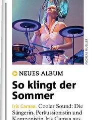 Irisistible im Wiener Bezirksblatt