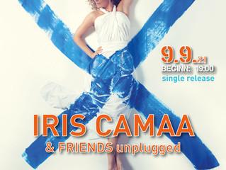 9.9. - Iris Camaa 4tett Wohnzimmerkonzert OPEN AIR