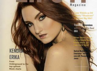 Iris Camaa featured at international LIFOTI Magazine -  2/2019