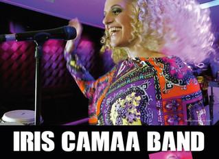 IRIS CAMAA BAND live STADTFEST SCHWECHAT 25.8.2018 - 16:00!!