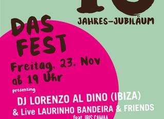23.11.2018, LAURINHO BANDEIRA & FRIENDS feat. Iris Camaa