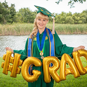 Samantha's Gradutation Portraits