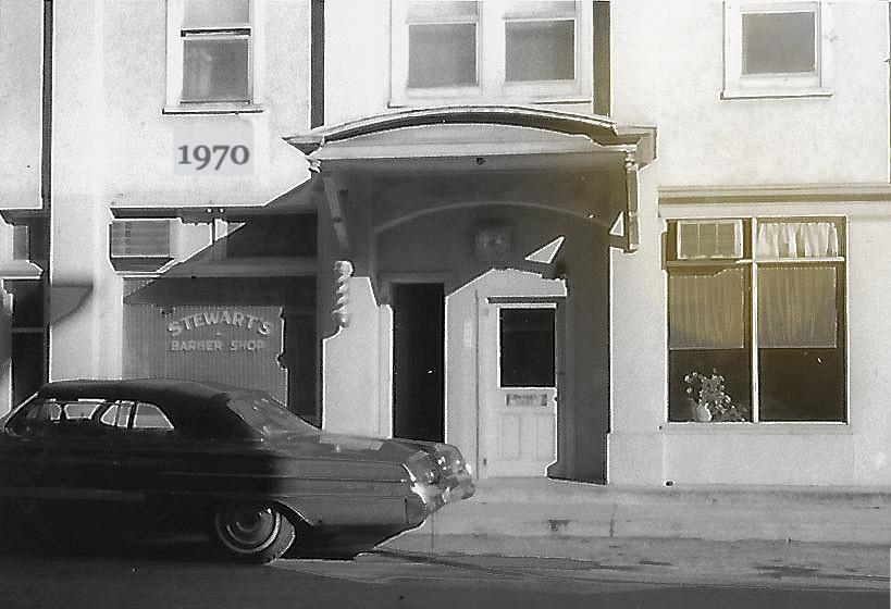 Stewart's Barber Shop