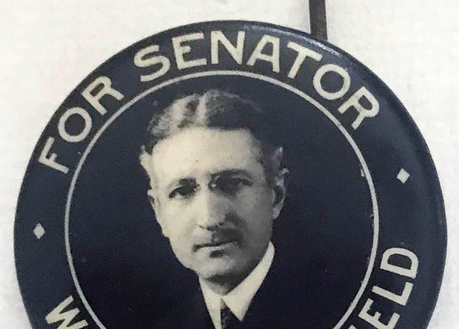 Wade Warfield Campaign Button