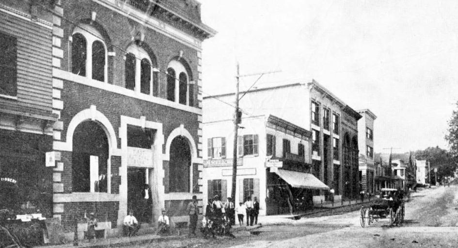 Main Street, circa 1910
