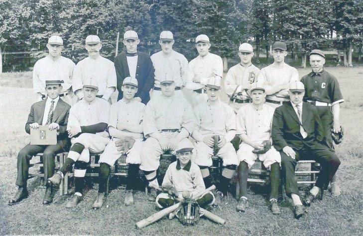 Springfield Baseball Team