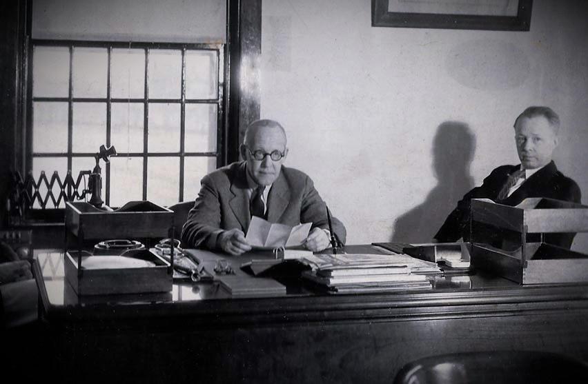 Dr. Bledsoe and Mr. Tomlinson