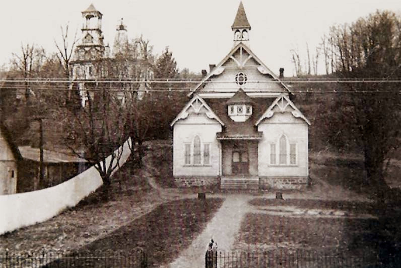 St. Paul's Church, 1909