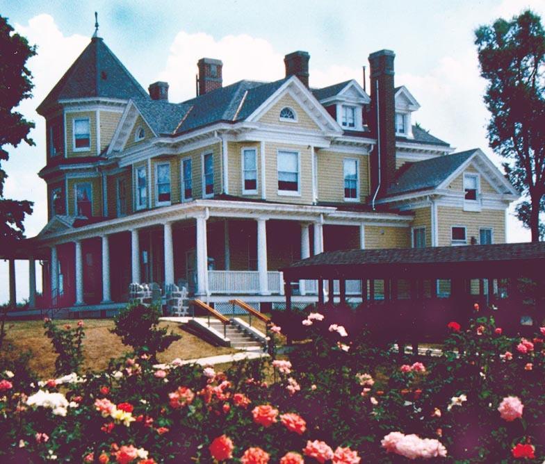 The Beasman Mansion