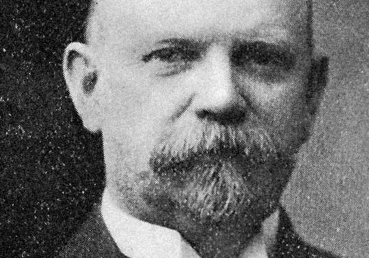 Dr. Clement Clark, circa 1910