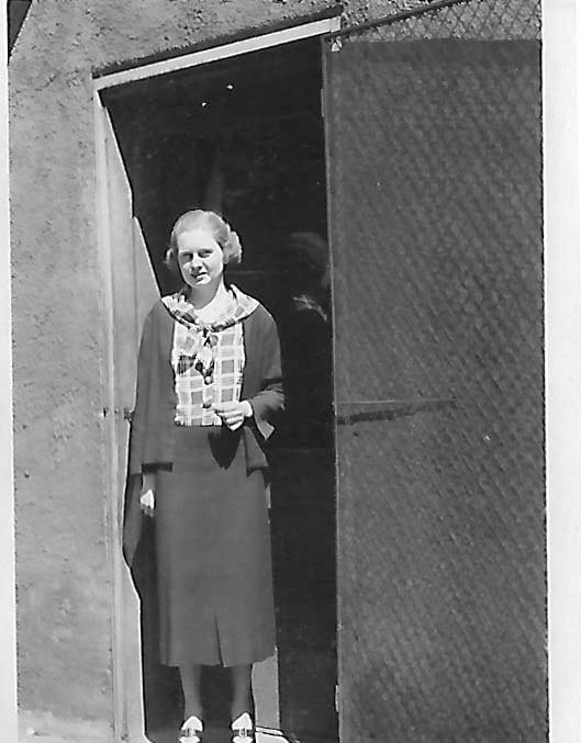 Miss Ruth Koerner