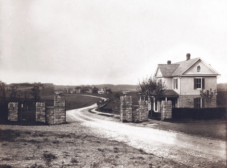 The Gate House to Springfield