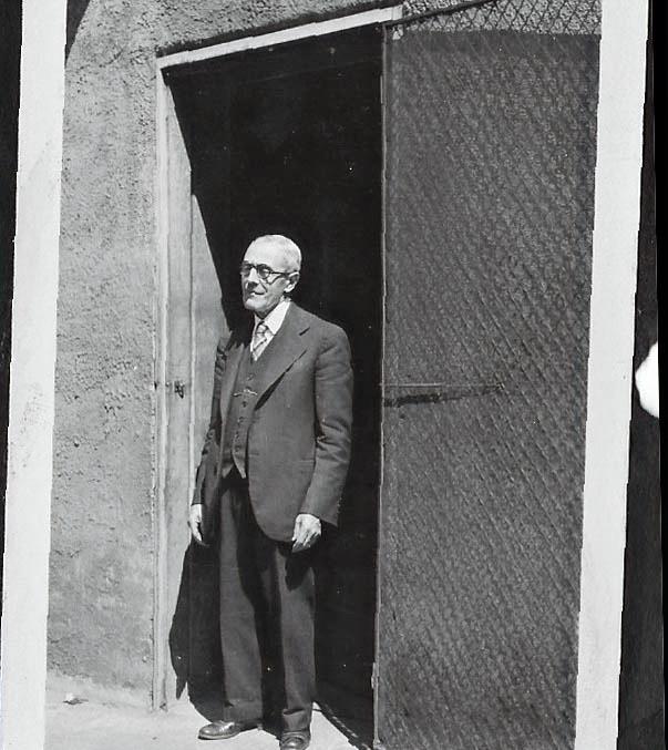 William Chipley, Bank Cashier, 1937