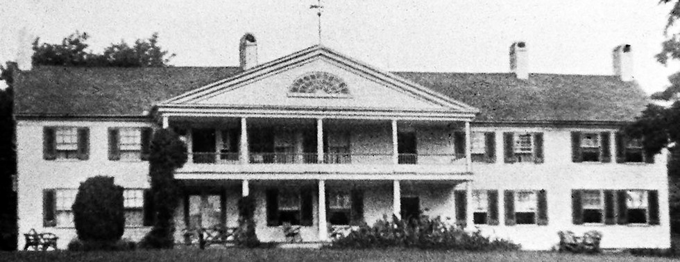 The Springfield Mansion