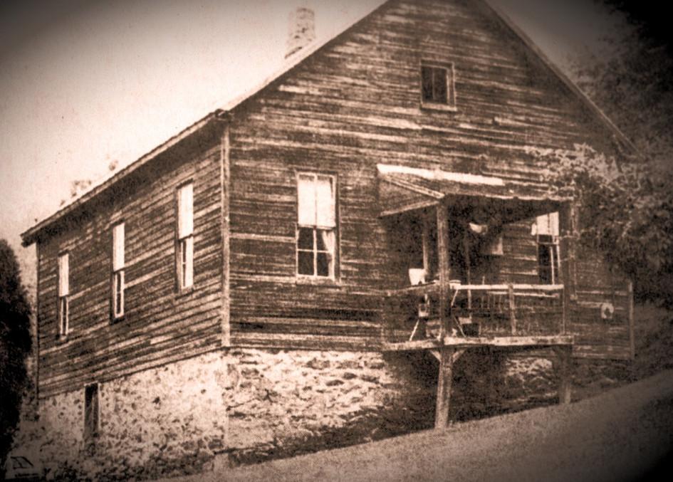 Schoolhouse as a House