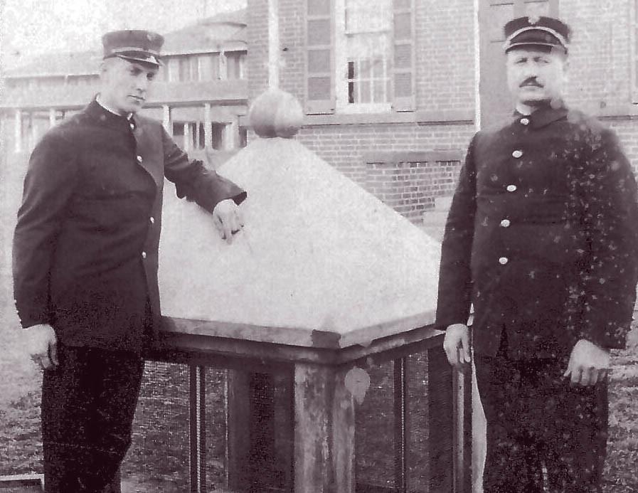 Springfield Workers in Uniform