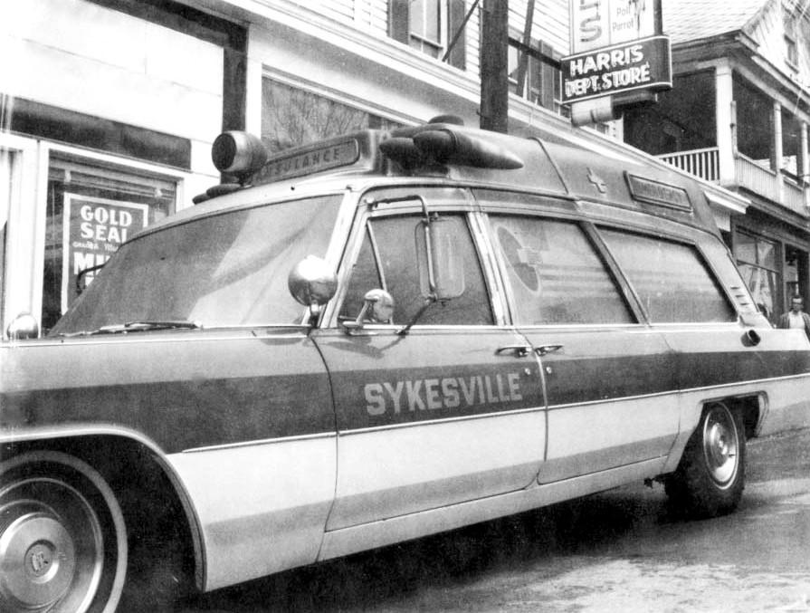 Old Sykesville Ambulance