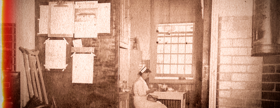 A Springfield Nurse at Work