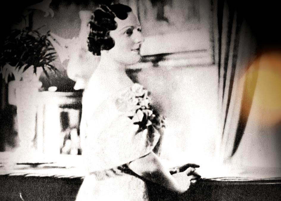 Viola Beasman in 1960