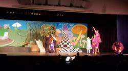set Design Alice Childrens Theatre