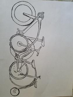 Design Sketch for Betterment Mural