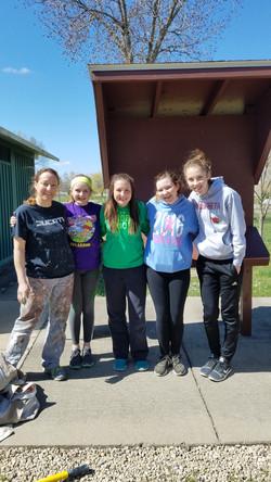 Hometown Pride Park Clean-up