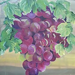 Iowa Grape Vine Winery Sign #1