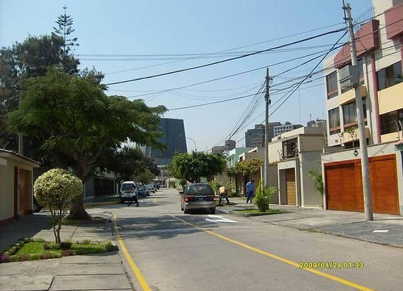 Terreno en Venta en San Isidro P5 pisos - Zonif. RDM