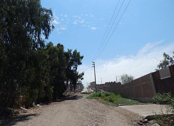 Terreno en Esquina a espalda Ripley VES Zonificación: CZ - Mi Vivienda Depósitos