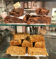 Chocolate Orange Brownies & Flapjacks
