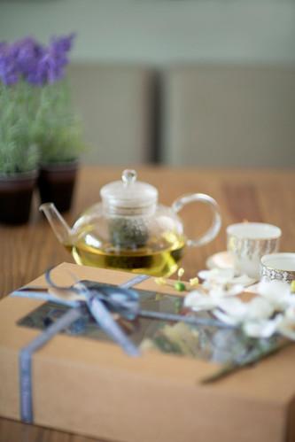 Afternoon Tea - The Damson Tree Cafe