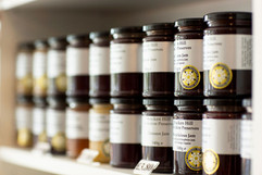 Preserves at The Damson Tree Cafe