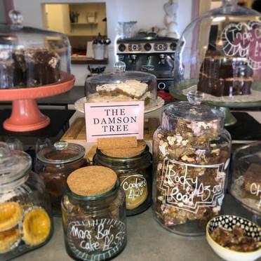 The Damson Tree Cafe