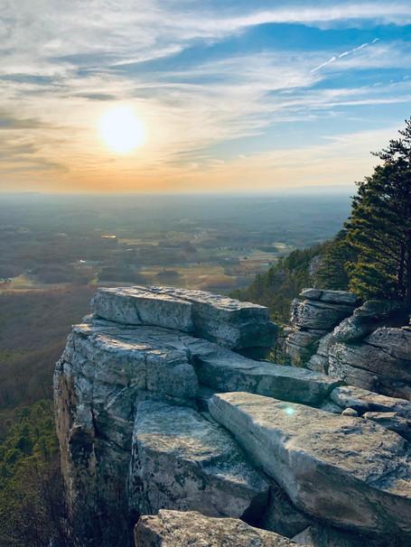 Pilot Mountain, NC, USA