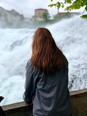 Schaffhausen Rheinfall, Switzerland 2018