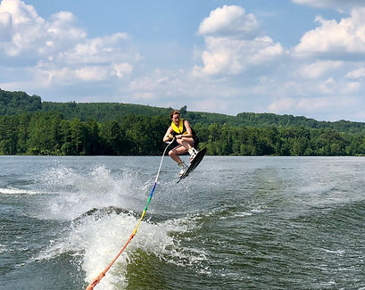 Wakeboarding at Newsom Lake, NC 2018.jpg