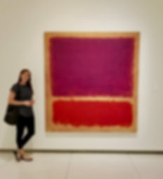 Rothko at the Smart Museum, Chicago, IL