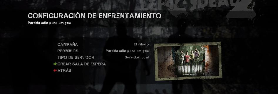 Como jugar Left 4 Dead 2 via LAN (como en Steam)
