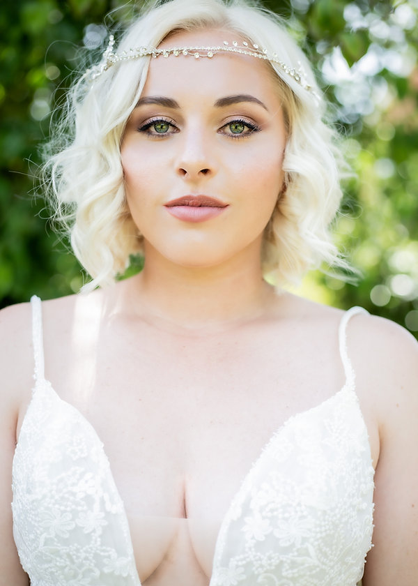 Styled bridal shoot with Anna McDonald B