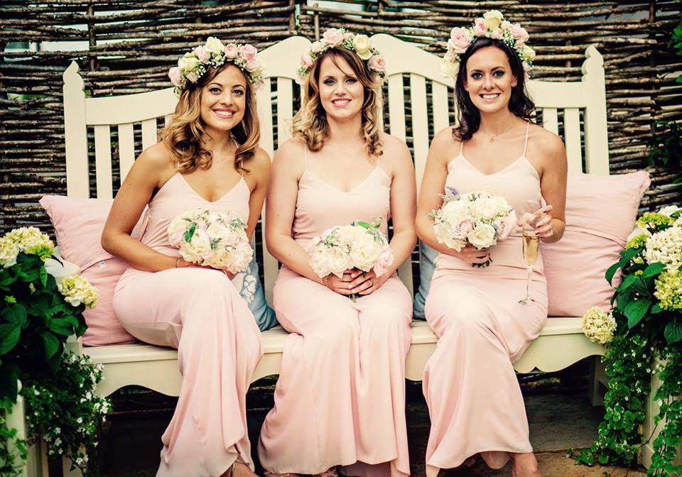 Lydia's Bridesmaids