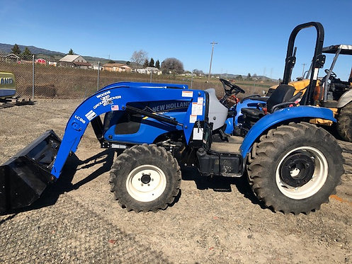 Used New Holland Boomer 47