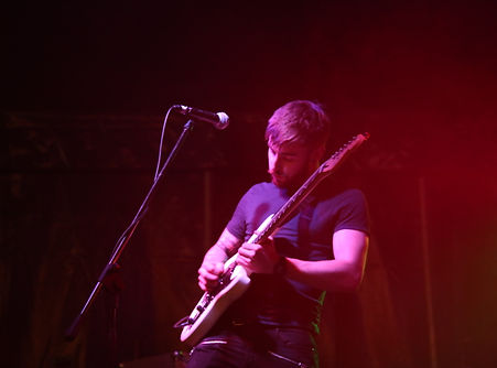 Adam Ward - Performing Live at Rewind Festival