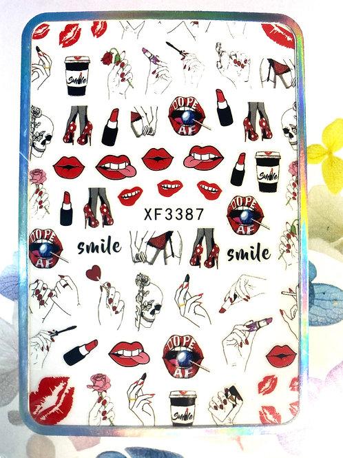 Sexy Babe (Smile) (XF3387)