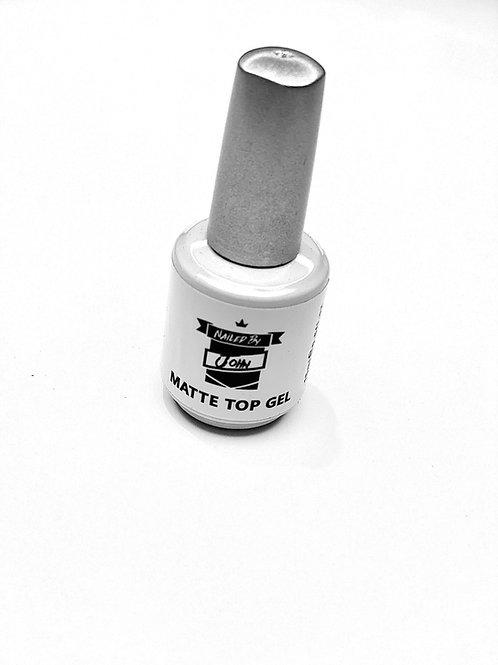 Matte Gel Top Coat (old formula)