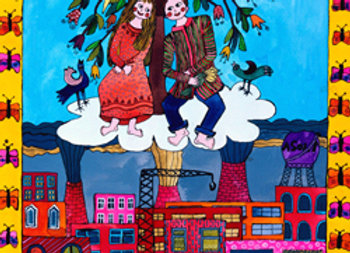 ''Amor sobre la ciudad''