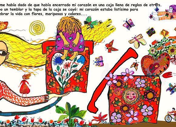 """""""Mi corazón salió de su caja"""""""
