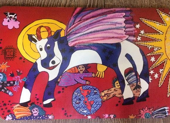 La vaca sagrada