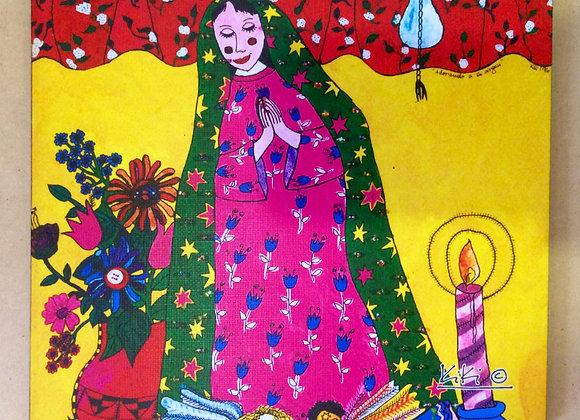 Mousepad La Virgen