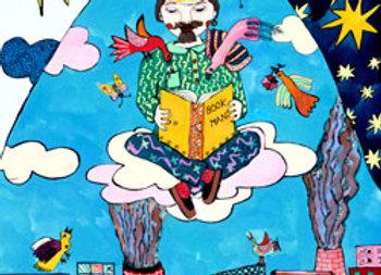 ''El hombre de los libros''
