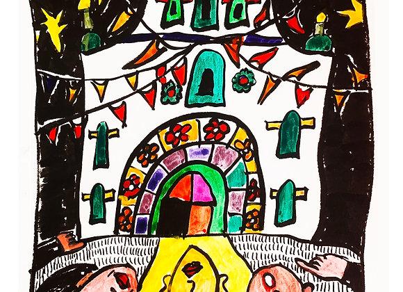 """""""La iglesia de mi corazón"""""""